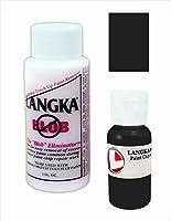 Langka 2oz Blob Eliminator and 1oz GMC 501q 58GAR wa501qカーボンフラッシュメタリック