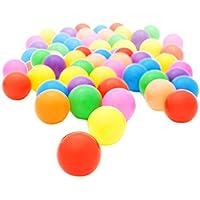 Highclass glamour カラーボール 8色 100個入り 直径5.5cm 【やわらか素材使用】 収納袋付