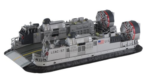 1/144 米海軍エアクッション艇LCAC スカートパーツ付