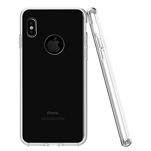 iPhone 8 ケース TopACE クリア スリム TPU カバー 落下...
