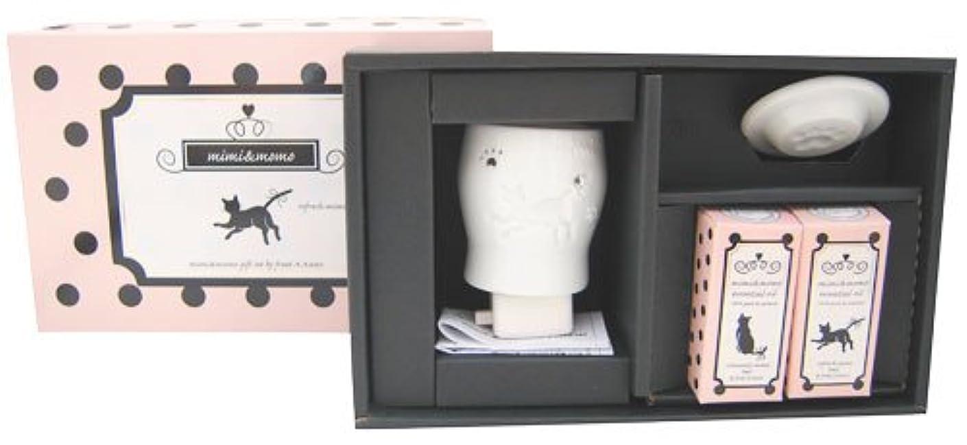 トロリー液体保証フリート ミミ&モモ リフレッシュミミ オイル2本セット (F-M)