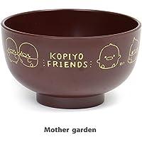 マザーガーデン Mother garden こぴよフレンズ 和食器 お椀 汁椀 260ml 小鳥 キャラクター 日本製