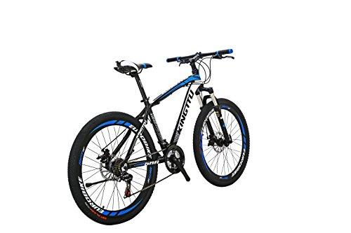 VTSP 新品 MTB 688 26インチ 自転車 マウンテンバイク シマノ21段変速 アルミフレーム ディスクブレーキ プレゼント 通勤 通学