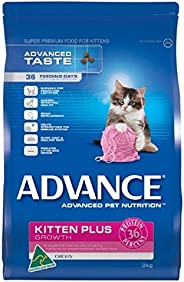 Advance Kitten Growth Chicken Cat Food 3 kg