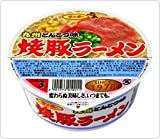 九州とんこつ味 サンポー 焼豚ラーメン 1箱:12個入り