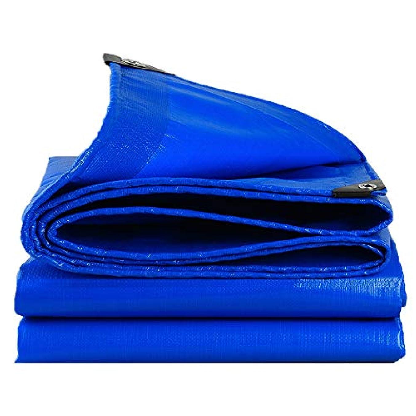 助けになる東ティモールハロウィンXF 防水シートパッド入り屋外サンシェードポンチョターポリン日焼け止めプラスチック布ターポリン絶縁キャンバスキャノピー、利用可能な アウトドアキャンプ用品 (Size : 3mX4m)