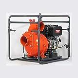 散水 大容量 給排水 非常時 排水 6インチ一般灌水 ポンプ(ディーゼル) QP-602D クボタ エンジンマツサカエンジニアリング 防J【代不】