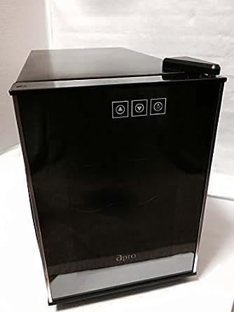 apro 電子式家庭用ワインセラー 6本収納タイプ KCF-W206K