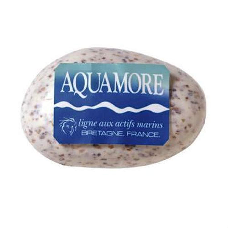 花に水をやる夜明け促すアクアモア マッサージソープ 304 150g