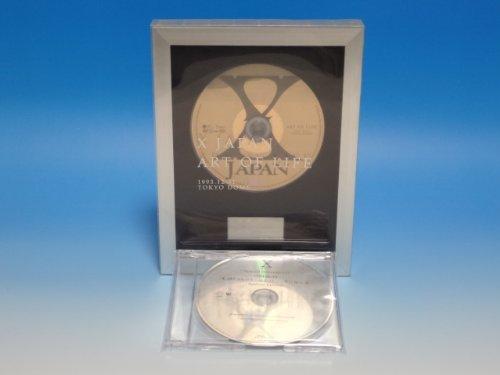 X JAPAN / ART OF LIFE -1993.12.31 TOKYO DOME (限定盤-特殊メモリアル・パッケージ) [DVD]