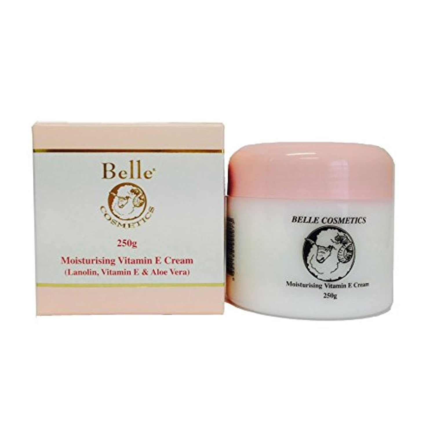 特徴づけるぎこちないこの[Belle Cosmetics]ベルコスメティック ラノリンビタミンEクリーム100g【海外直送】