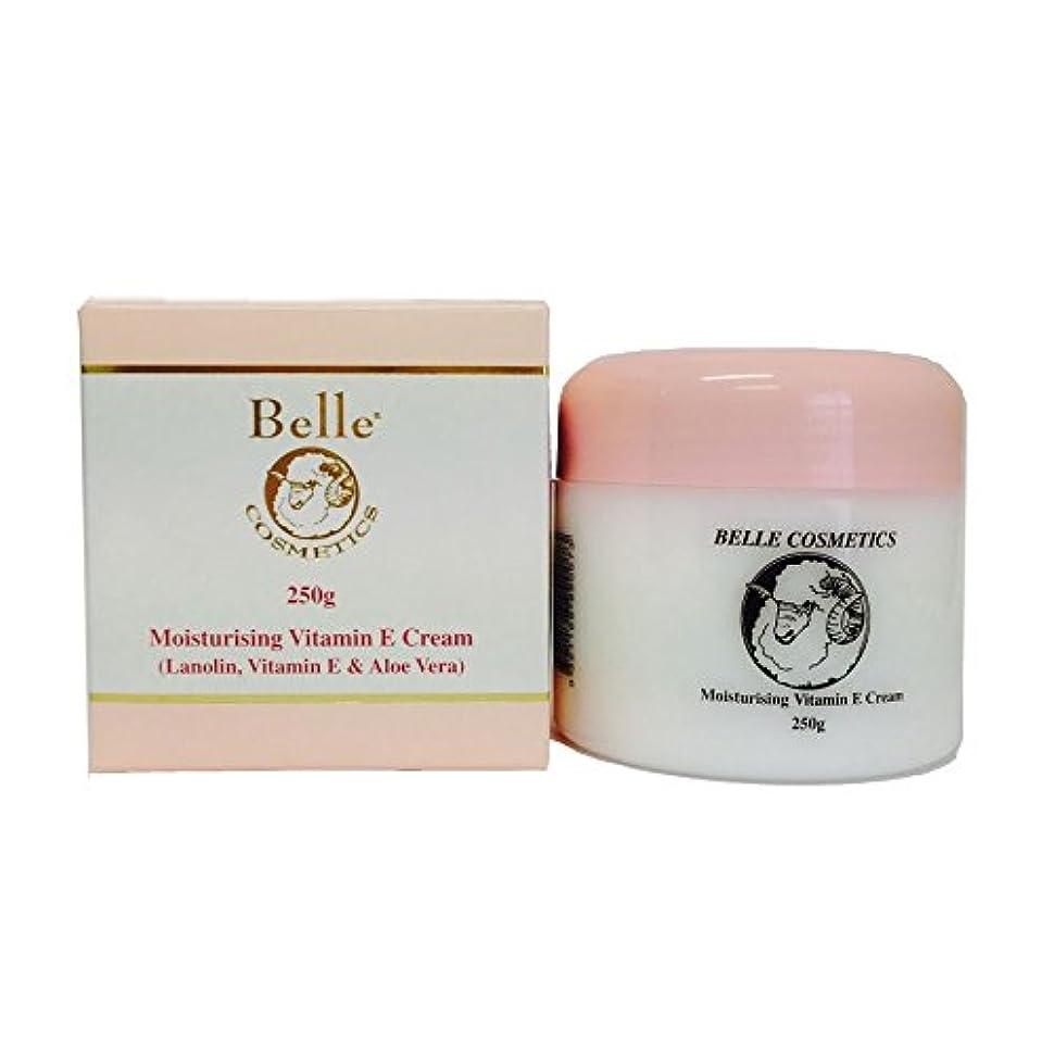 論争的浮く予定[Belle Cosmetics]ベルコスメティック ラノリンビタミンEクリーム100g【海外直送】