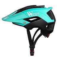 ユニセックスサイクリングヘルメット、マウンテンバイク/ロード/サイクリングセーフティクラッシュヘルメット、13ホール換気、取り外し可能な帽