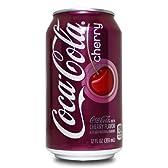 【Coca-Cola】コカコーラ チェリーコーク 355ml ×12缶セット