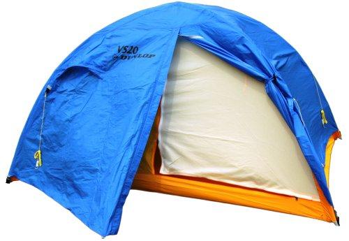 ダンロップテント 2人用コンパクト登山テント VS20