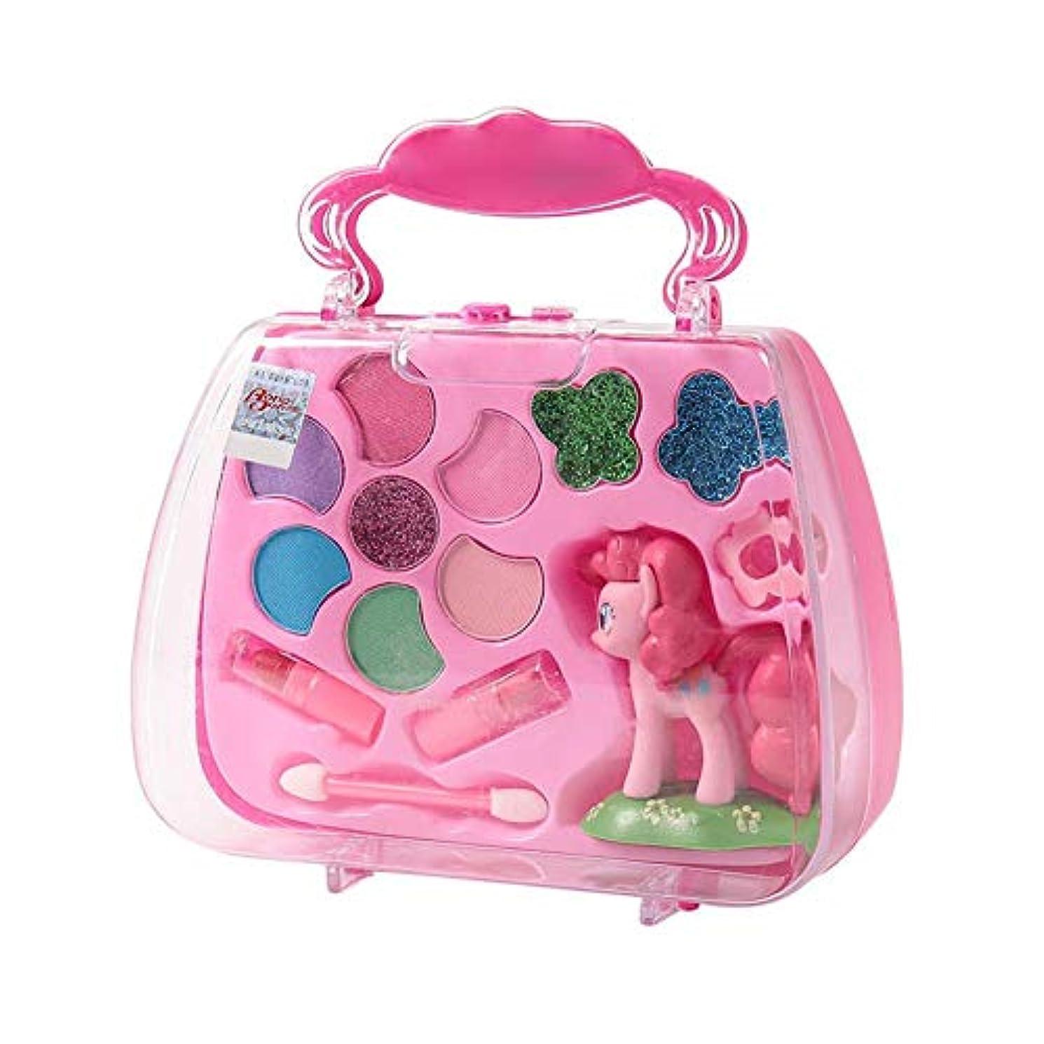 熱帯の定常アルファベット順メイクアップごっこ お化粧おもちゃセット メイクアップ おもちゃ 女の子向け 丈夫 耐用 環境保護 安全 無毒 パズル 親子インタラクション 初期の教育