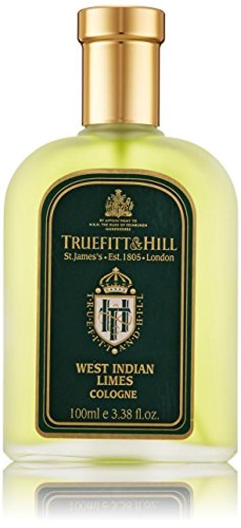 平和な二十豪華なトゥルフィット&ヒル ウェストインディアンライム  (オーデコロン)