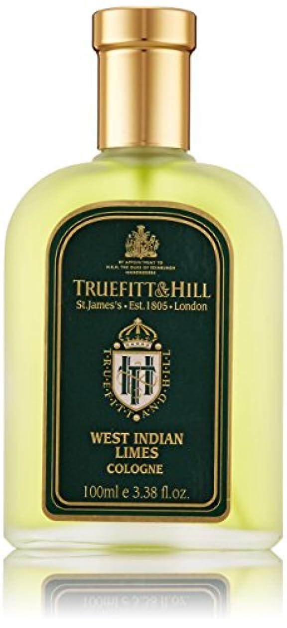 冷酷なテレマコス抜け目のないトゥルフィット&ヒル ウェストインディアンライム  (オーデコロン)