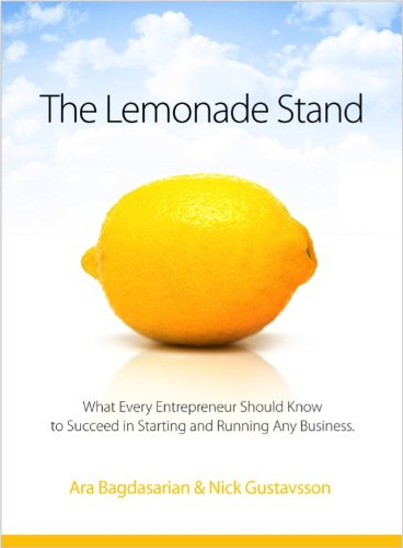 Book List - Lemonade Stand