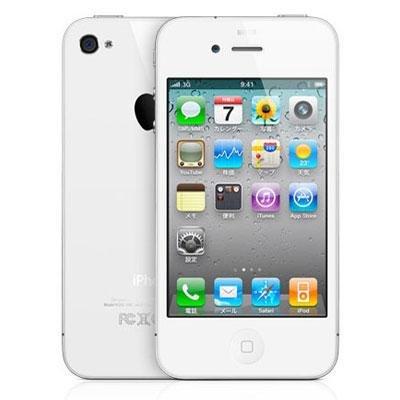 Apple iPhone416GB MC604J/A A1332 ホワイト SoftBank