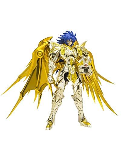 聖闘士聖衣神話EX ジェミニ サガ(神聖衣) ゴールドセイント 聖闘士星矢 黄金聖闘士 サガサーガプレミアムセット版