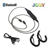 JGSY Bluetooth 4.1 ケーブル MMCX ケーブル イヤホンケーブル リケーブ...