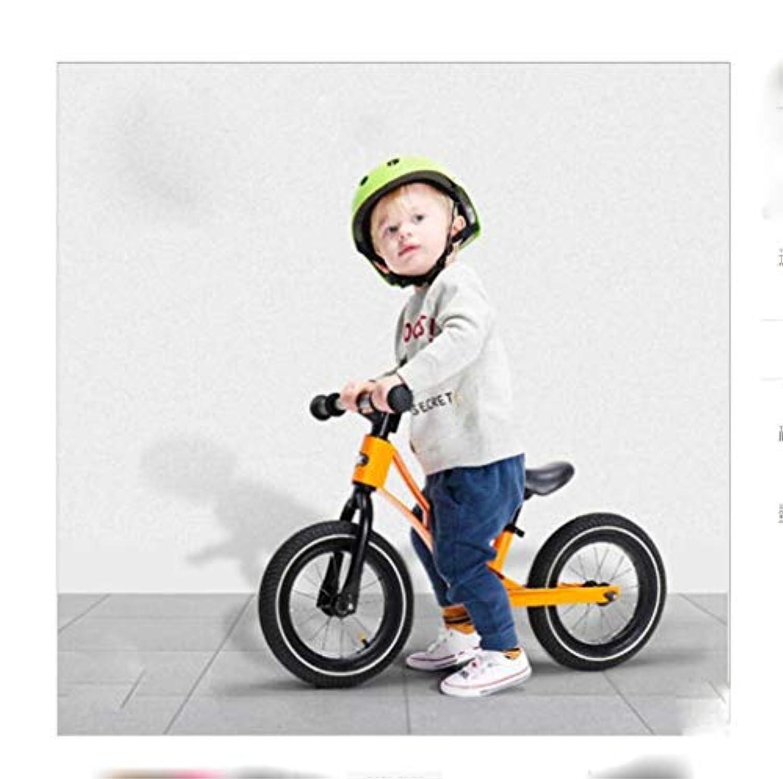 子供用 バランス 車 ウォーカー タクシー スライドカー ヨーカー 2-3-6 ベビー ペダル自転車なし オレンジ 547-204-282