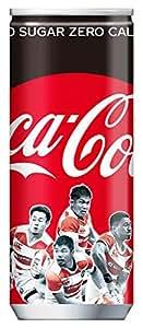 コカ・コーラ コカ・コーラ ゼロ ラグビー選手限定デザイン250ml缶×30本