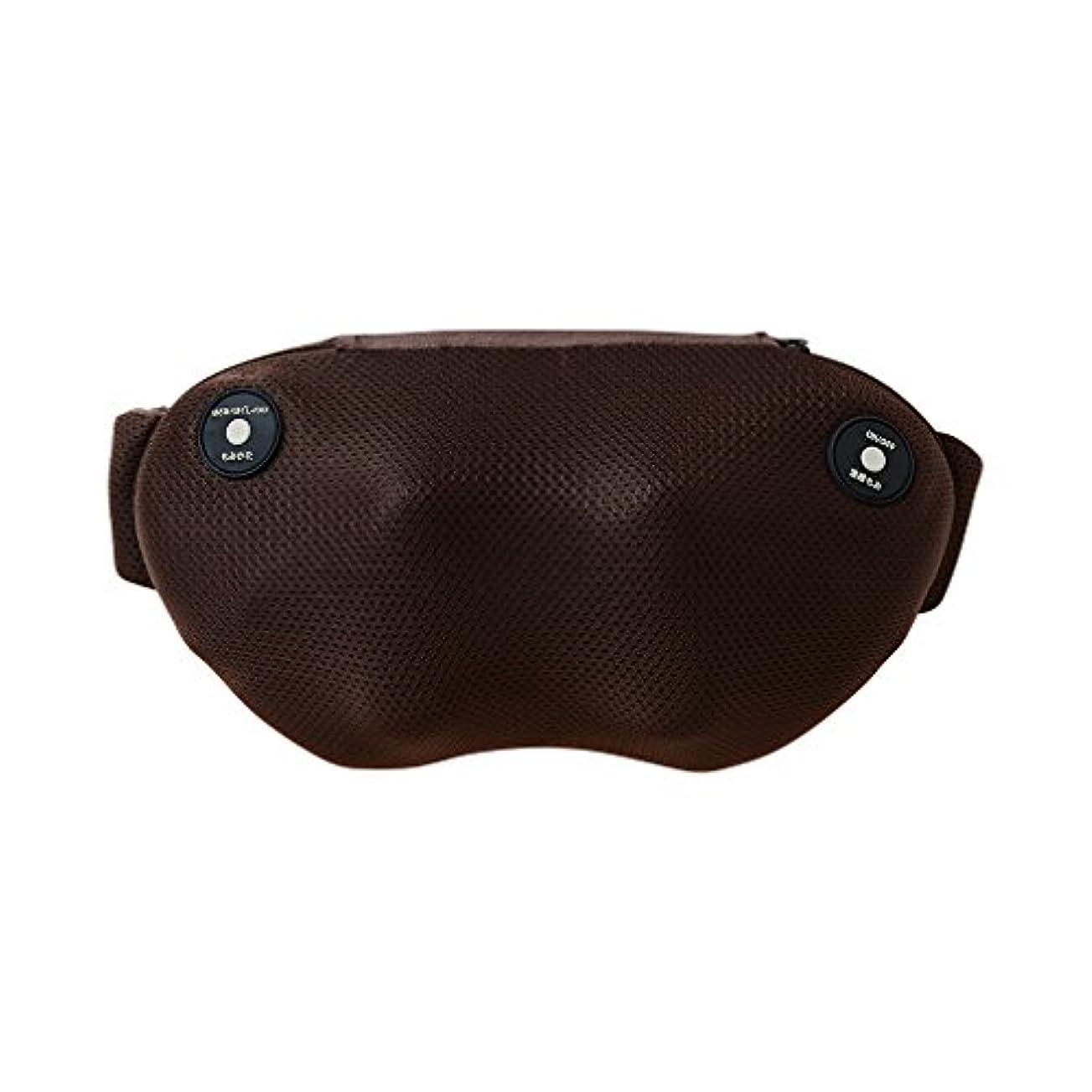 疫病軽く加速度ドウシシャ マッサージ器 首 肩 腰 腕 もみラックス4 ブラウン DPM-1601 BR