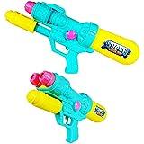 Waronail 夏の子供の大容量水鉄砲のおもちゃ、水のスプレーガン、ビーチの水鉄砲、水泳の水鉄砲、子供の贈り物 ( Color : Green , Size : M )