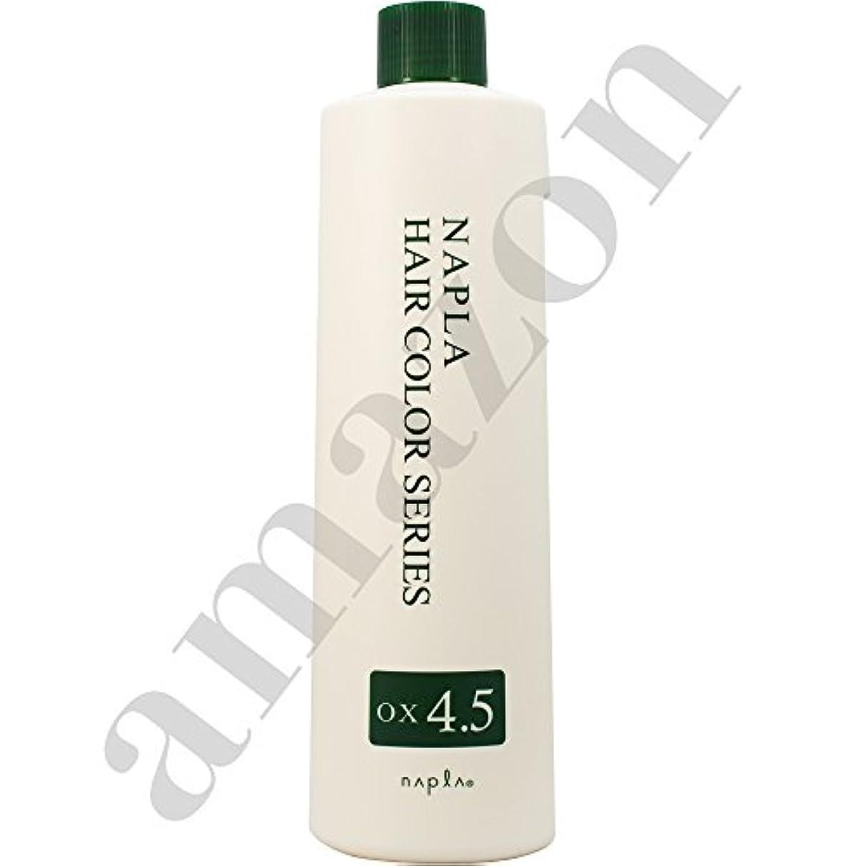 作物コットン普及ナプラ ヘアカラー オキシ 4.5% 第2剤 1000ml 全カラー共通