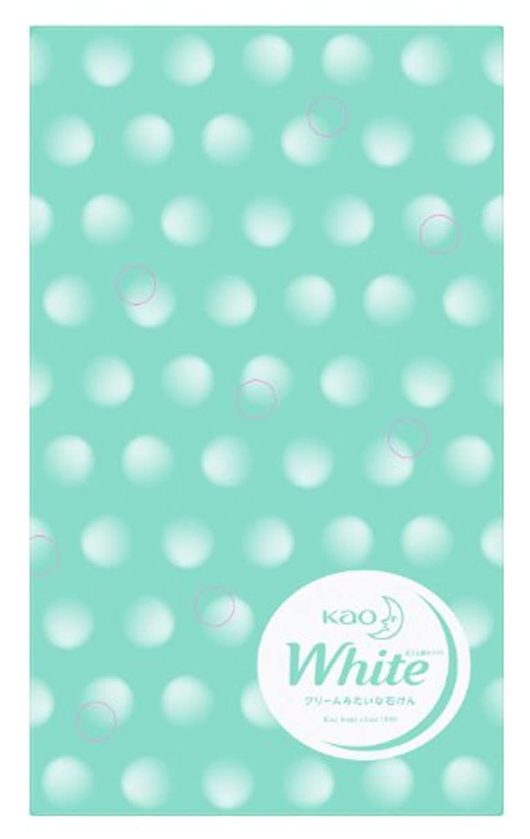 アラバマ北へいくつかの花王ホワイト 普通サイズ 10コ包装デザイン箱