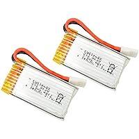 ハイテック エックスケー K100用 Li-Poバッテリー 3.7V 250mAh XKK100-016