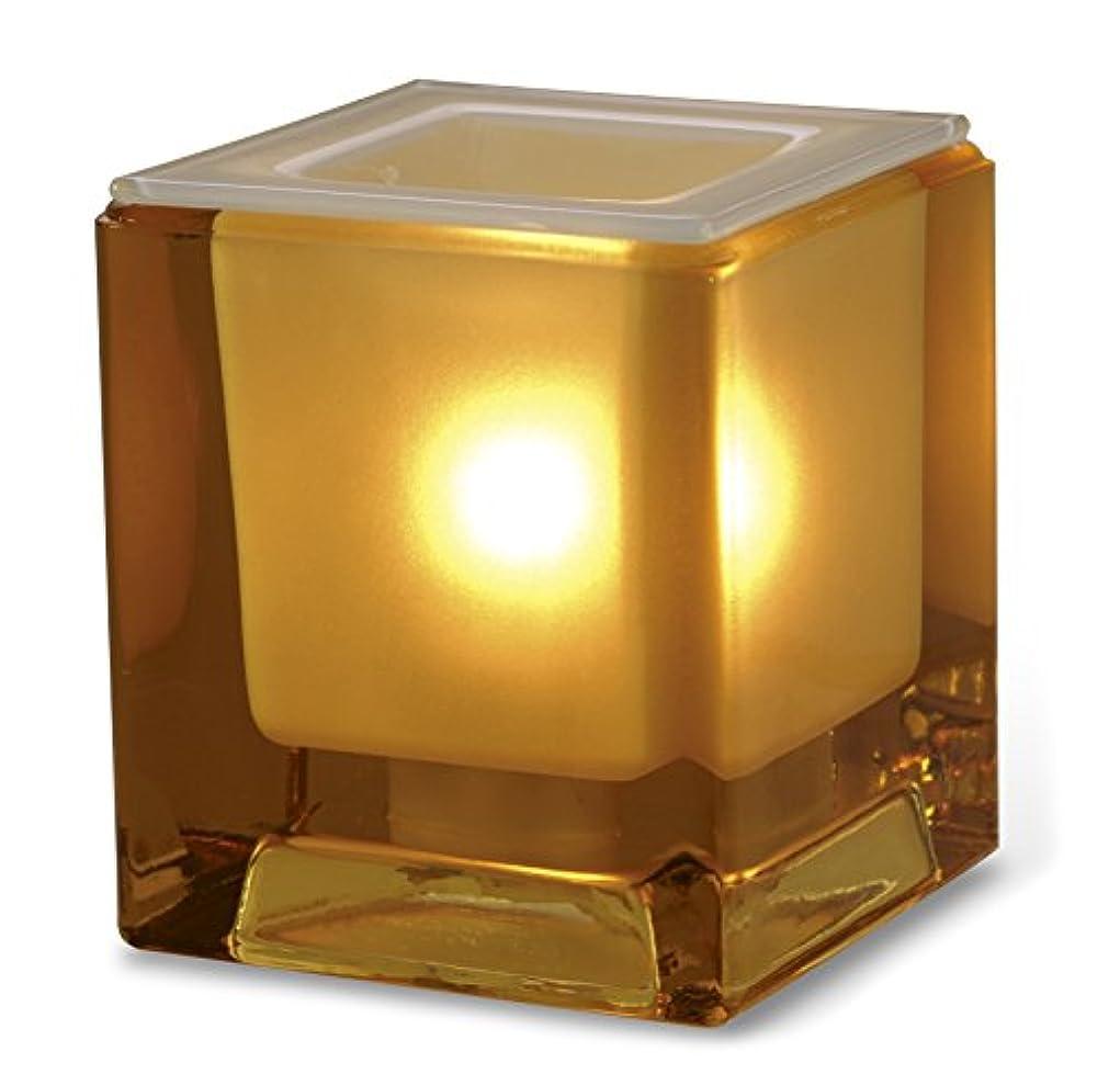 とても光の南東キシマ クービコ アロマランプ アンバー KL-10165
