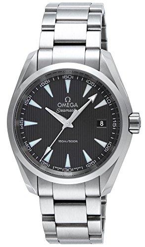 [オメガ]OMEGA 腕時計 シーマスターアクアテラ グレー文...