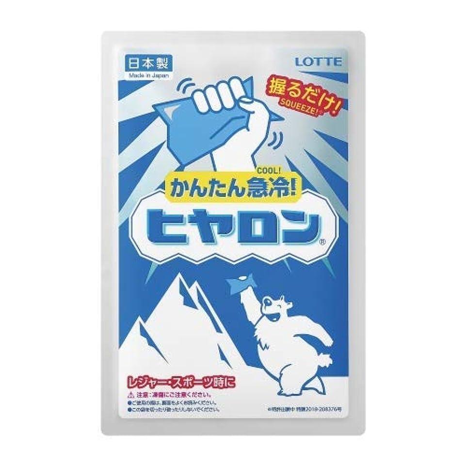 十虫侵入ロッテ ヒヤロン【96個セット(ケース販売)】