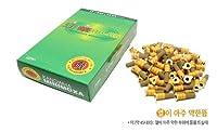 Kang Hwa Stick-On Mini Moxa - Yellow by K.S. Choi Corp