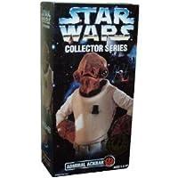"Star Wars Admiral Ackbar Collector Series 12"" Action Figure"