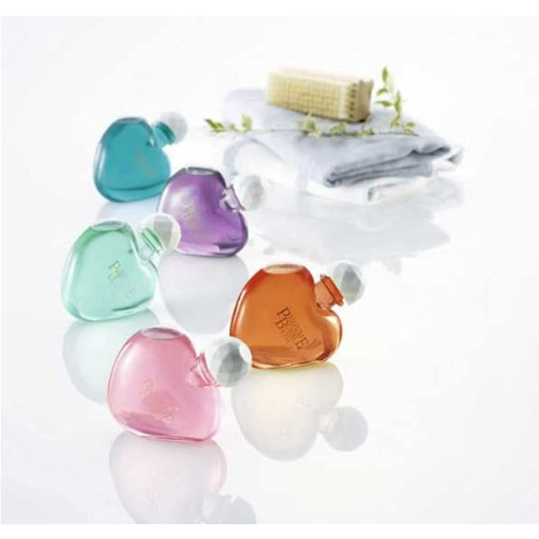 フルーツの香り パフューム バブルバス 5色セット