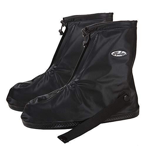 FEELCAT レインシューズカバー 雨 雪 梅雨対策 防水...