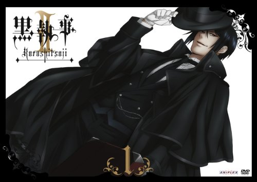 黒執事II I 通常版   DVD