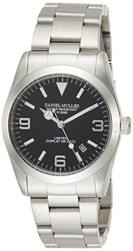 [ダニエル・ミューラー]DANIEL MULLER 腕時計 ...