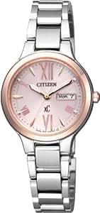 [シチズン]CITIZEN 腕時計 xC クロスシー Eco-Drive エコ・ドライブ デイデイト EW3224-53W レディース