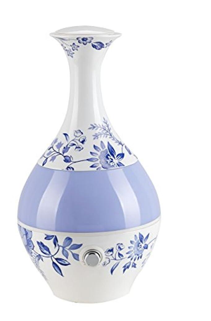 パスポート家庭教師戻す器具が大容量超音波セラミック加湿器Aroma Diffuser装飾花瓶形状12033 12033 。