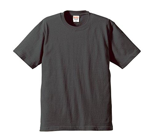 (ユナイテッドアスレ)UnitedAthle 6.2オンス プレミアム Tシャツ 594201 [メンズ] 165 スミ L