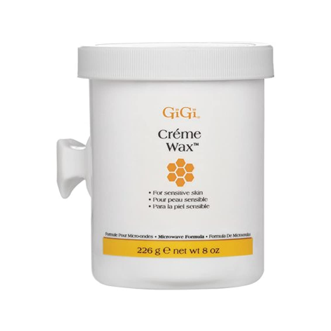 ジャズマネージャー理容室GIGI Creme Wax Microwave-GG0360 (並行輸入品)