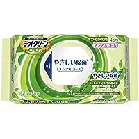 デオクリーン やさしい除菌ウェットティッシュ 詰替 45枚×3個
