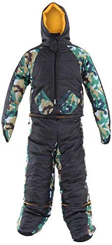 ドッペルギャンガー アウトドア ヒューマノイドスリーピングバッグ 人型寝袋 ver.7.0 ヌクヌクシリーズ [最低使用温度 2度]