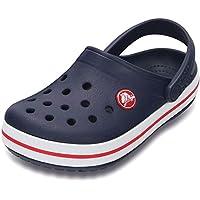 Crocs Kid's Crocband Clog | Slip On Water Shoe for Toddlers, Boys, Girls | Lightweight
