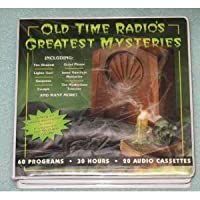 Old Time Radio: Greatest Mysteries